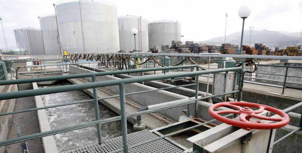 Ya hace doce largos años, con una población menor, Vilagarcía generaba diez toneladas diarias de lodos procedentes del agua residual.