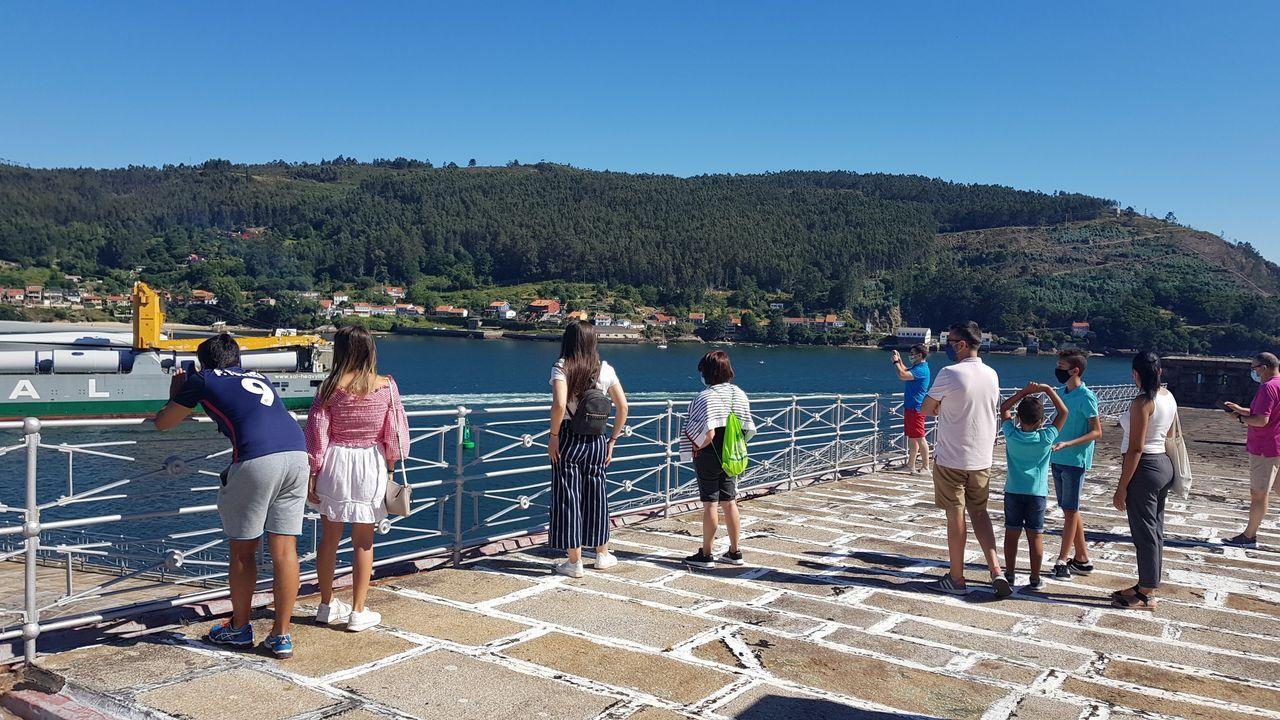 Los chefs de Estrellas Solidarios no Camiño promocionan la gastronomía y el paisaje gallego.Una de las salas rehabilitadas en el monasterio cisterciense