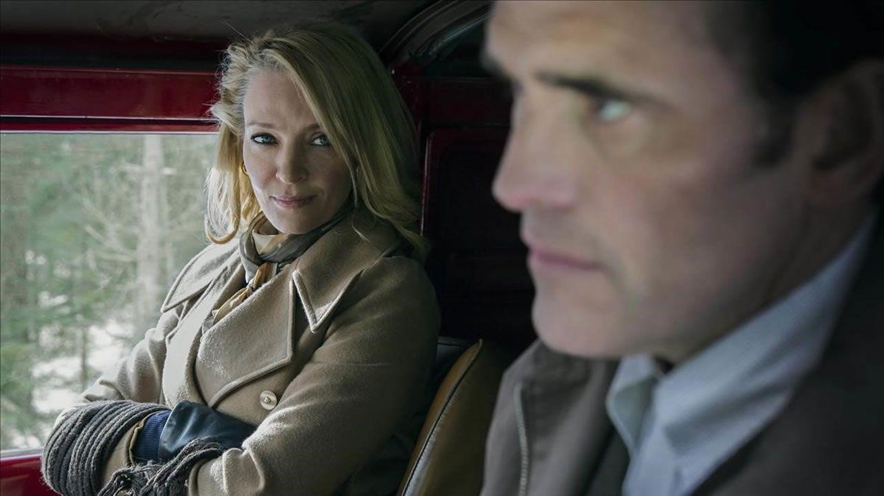 Norman Parkinson en la Fundación Barrié.Fotograma del último filme de Luc Besson, «Anna», con la actriz Sasha Luss como protagonista