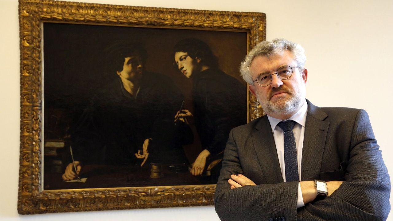 Así será el Instituto de la Florida.Miguel Falomir,  director del Museo del Prado