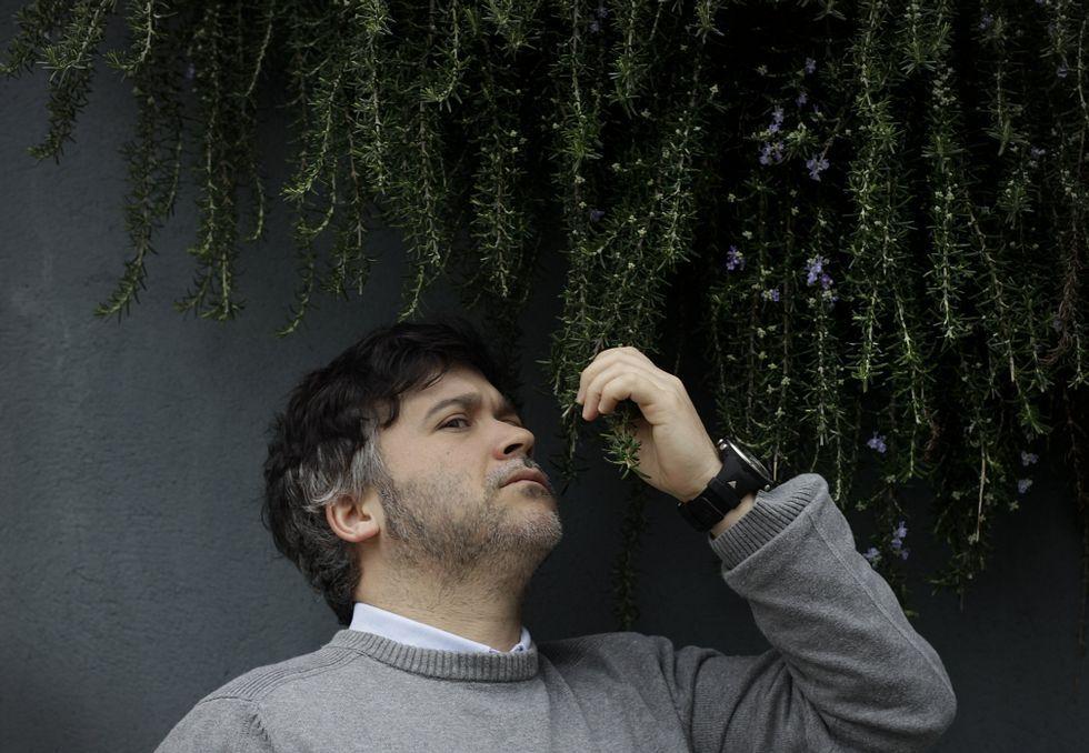 Marcos Pereiro, Nucha en el dúo que forma con Mucha, vive en Carral, tiene 33 años y pareja desde hace 4.