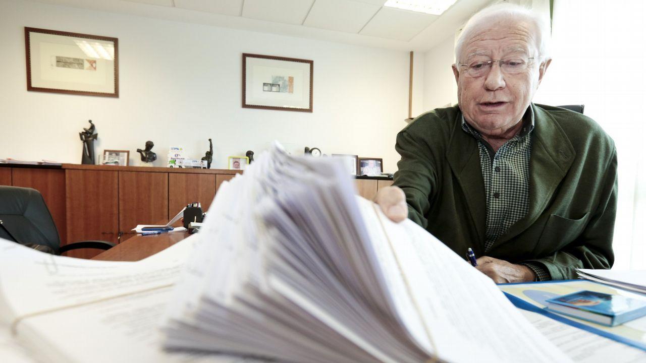 Las imágenes del 1 de mayo en A Coruña.Garamendi fue elegido este miércoles presidente de la CEOE por aclamación