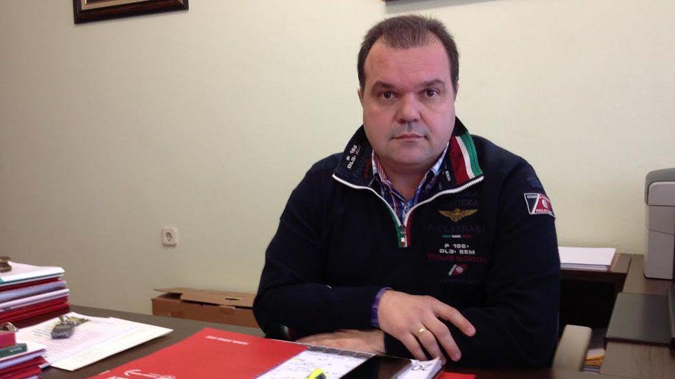 El secretario general del SOMA-FITAG-UGT, José Luis Alperi.El secretario general del SOMA-FITAG-UGT, José Luis Alperi