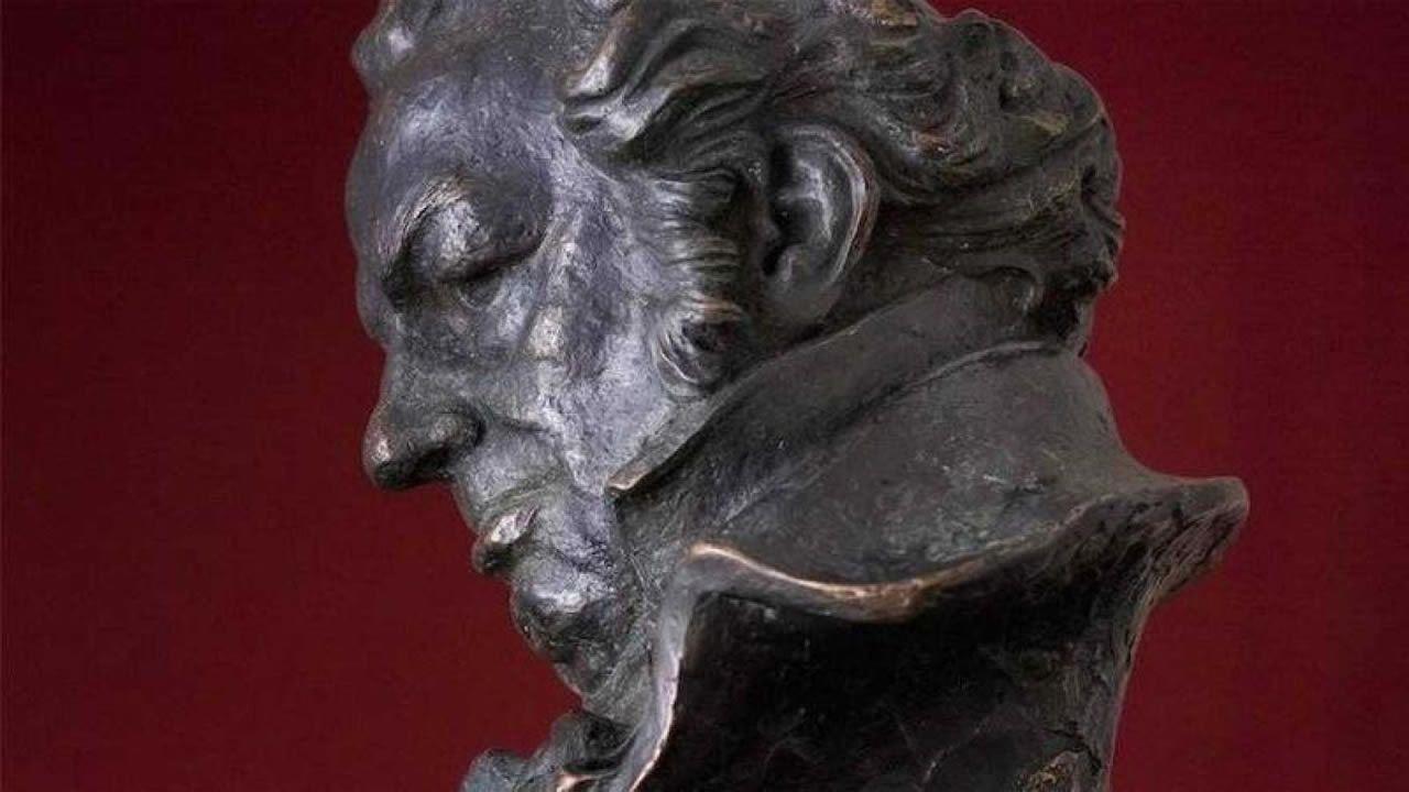 La entrega de premios de los Goya 2019.Zahera, ganador del Goya a mejor secundario