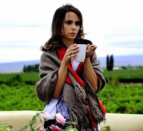 Gala en Las Vegas.Debora Falabella encarna a Nina, protagonista de «Avenida Brasil».