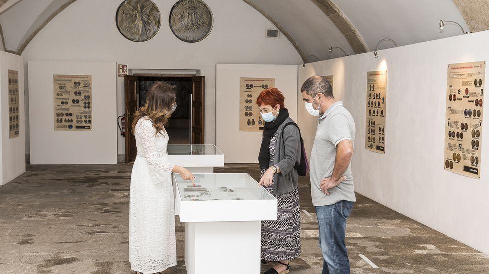 Nueva exposición de medallística en el Museo Provincial de Lugo