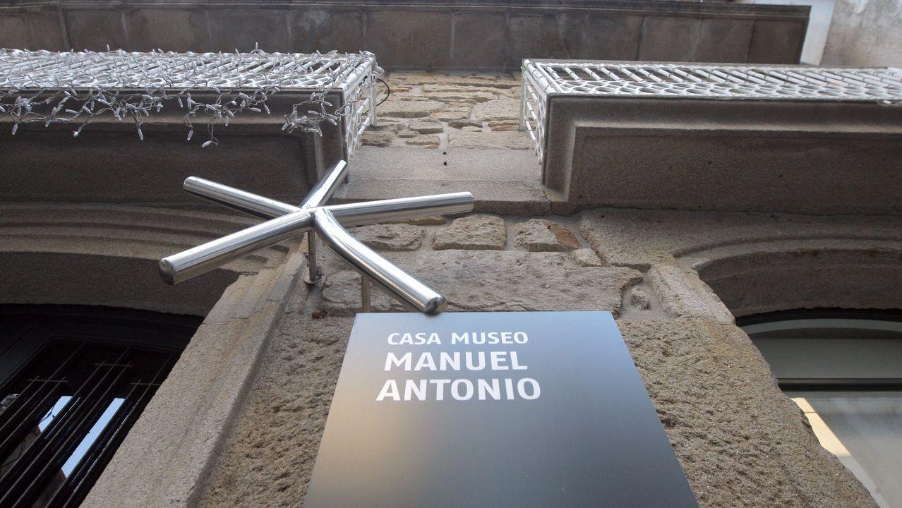 A estrela é un dos símbolos que empregou o poeta Manoel Antonio