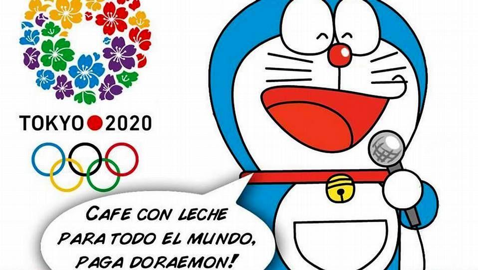 «Relaxing cup of café con leche» en Twitter.Thomas Bach, nuevo presidente del Comité Olímpico Internacional