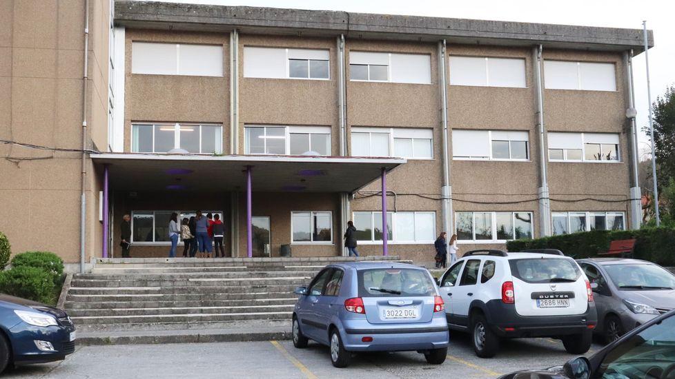 Educación anuncia que ya no hay casos de covid en el IES Fontexería de Muros