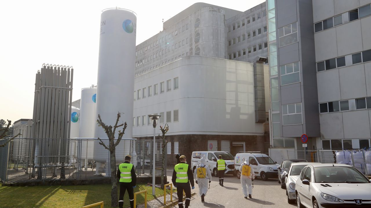 Hospital Meixoeiro