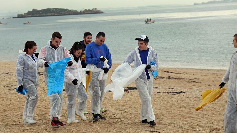 Los alumnos del CIFP Coroso se mojan por el medio ambiente