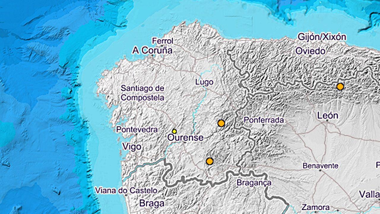 Captura de pantalla del Instituto Geográfico Nacional