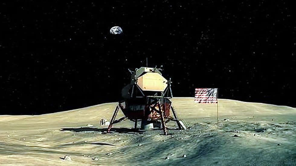 La luna llena influye en la cantidad de agua precipitable