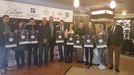 Presentación del Concurso Oficial Mejor Cachopo y Cachopín de Asturias 2017.Presentación del Concurso Oficial Mejor Cachopo y Cachopín de Asturias 2017