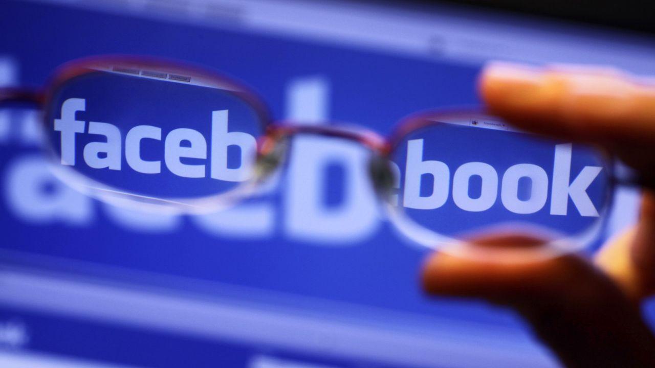 Mark Zuckerberg, el CEO de Facebook, durante una presentación en California