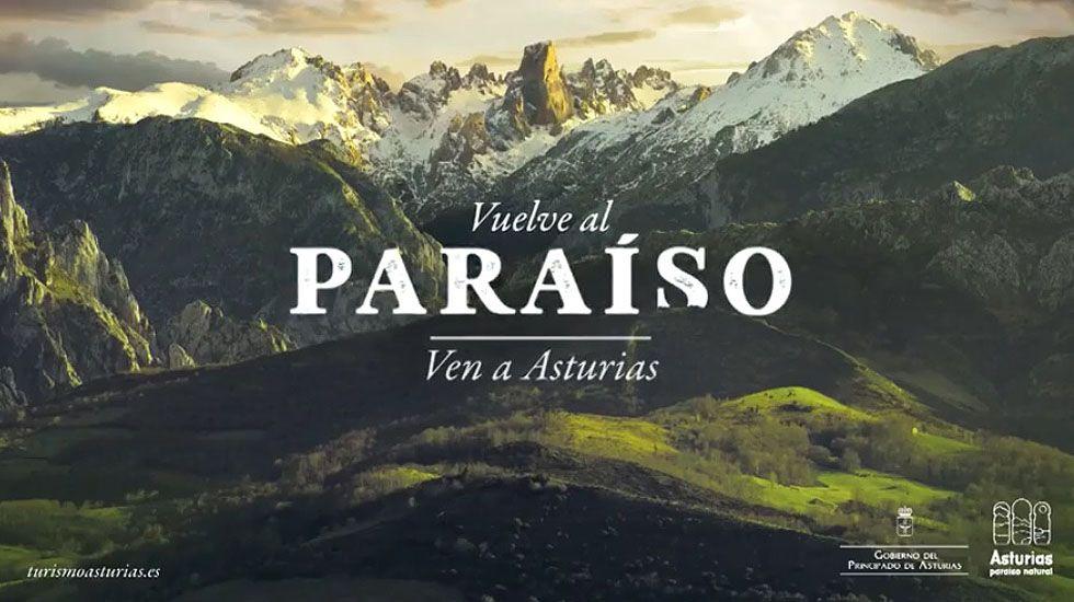 La campaña turística de Asturias para 2017.Facebook