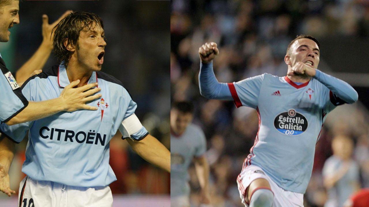 Iniesta y Pedro Sánchez.Messi, con la selección argentina