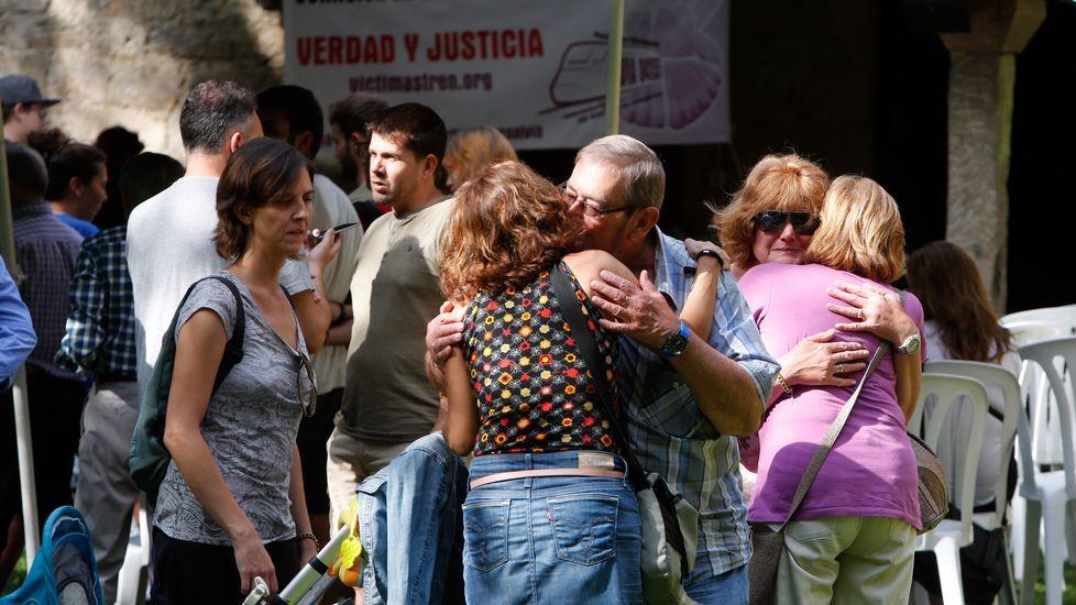 Las víctimas de Angrois piden verdad y justicia