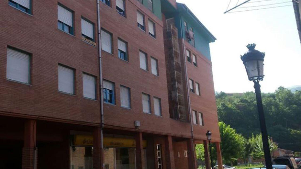 Vivienda situada en San Martín del Rey Aurelio que entra en la campaña de otoñ ode Liberbank