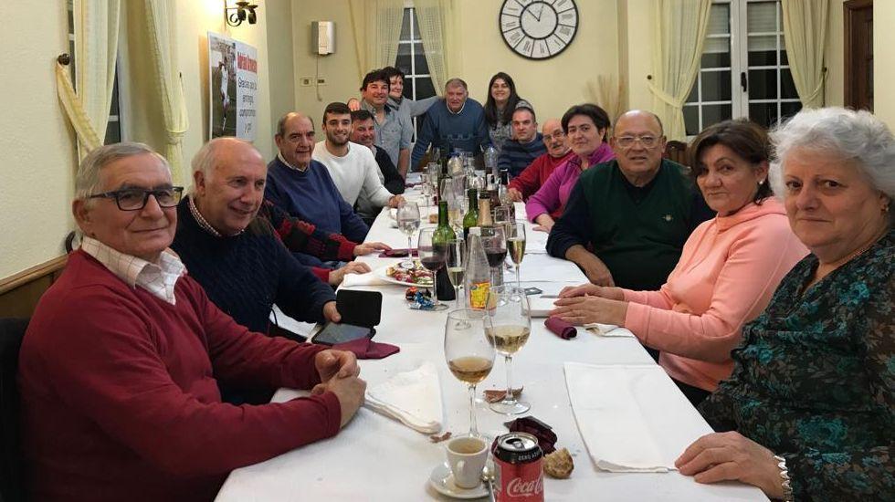 Pilar Armesto Valiña, en la cocina del Hotel O Cebreiro, era conocida por sus cocidos, un arma contra el frío de la montaña