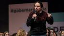 Pablo Iglesias, secretario general de Unidas Podemos y vicepresidente segundo del Gobierno