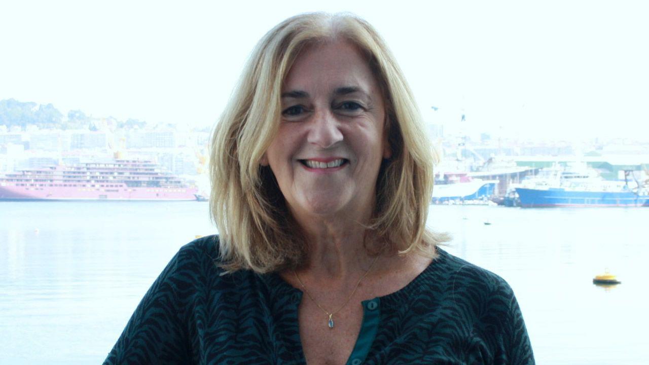 Marisa Fernández, coordinadora del proyecto europeo Clean Atlantic