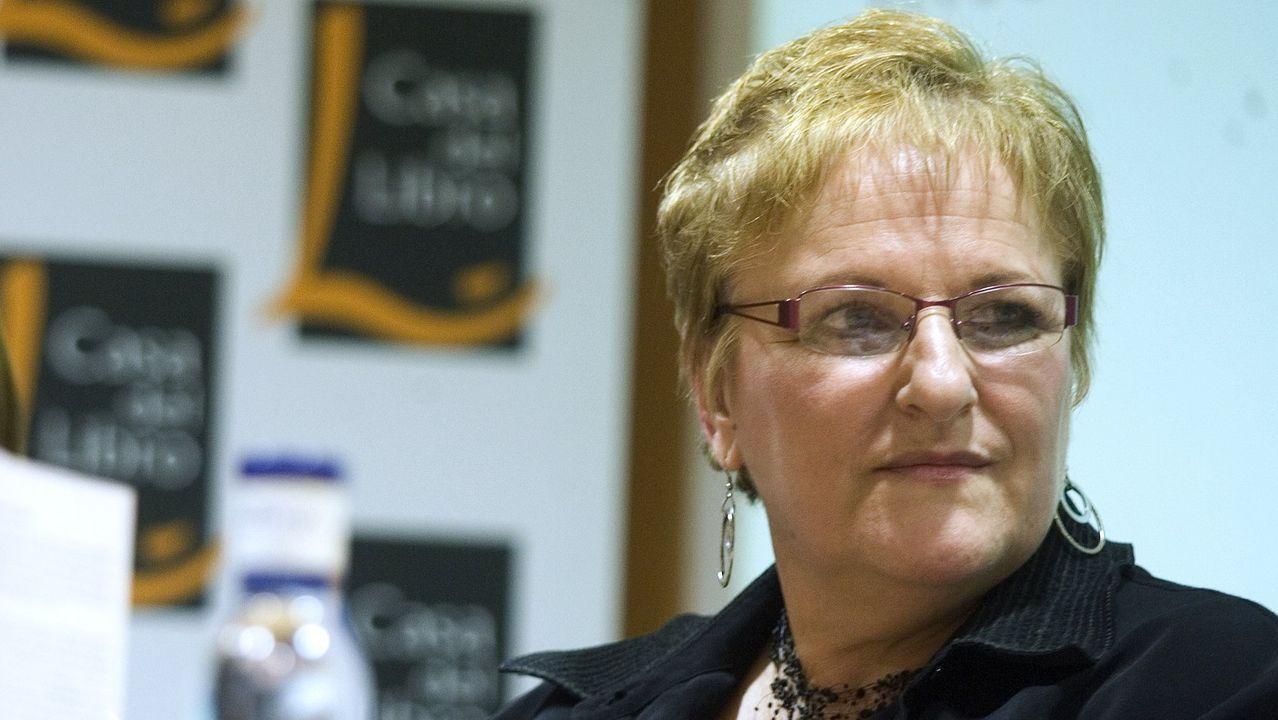 Carme Pampín, presidenta de Bioga e directora de la empresa Galchimia