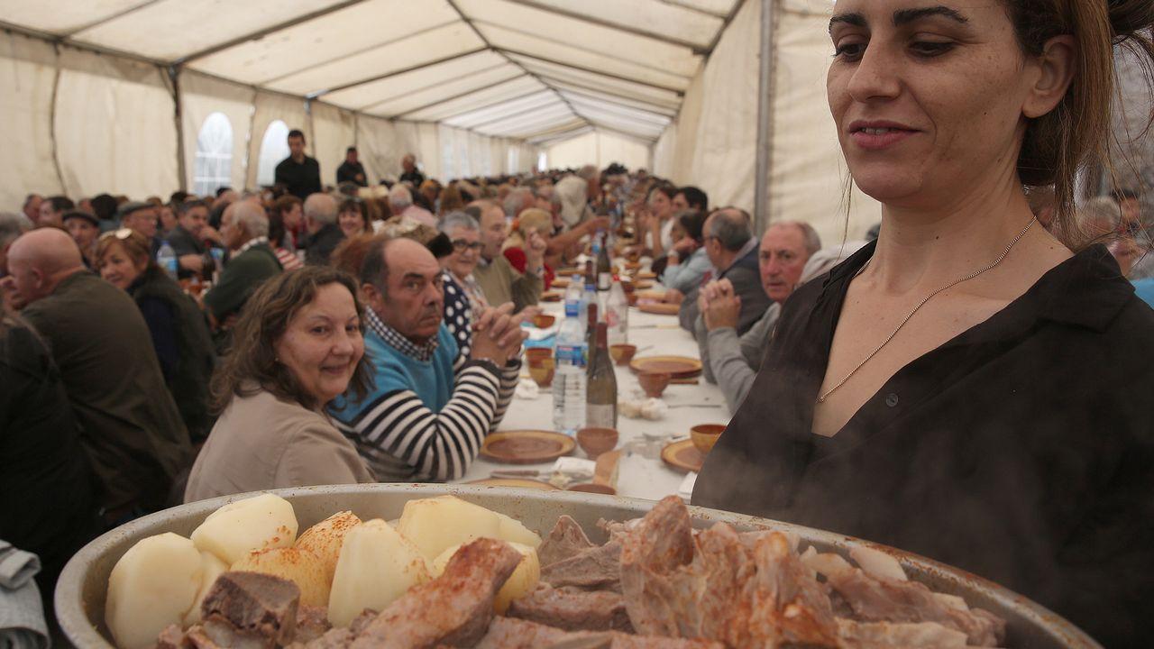 A festa ca cultura galega.Ciclo OTNI del FIOT