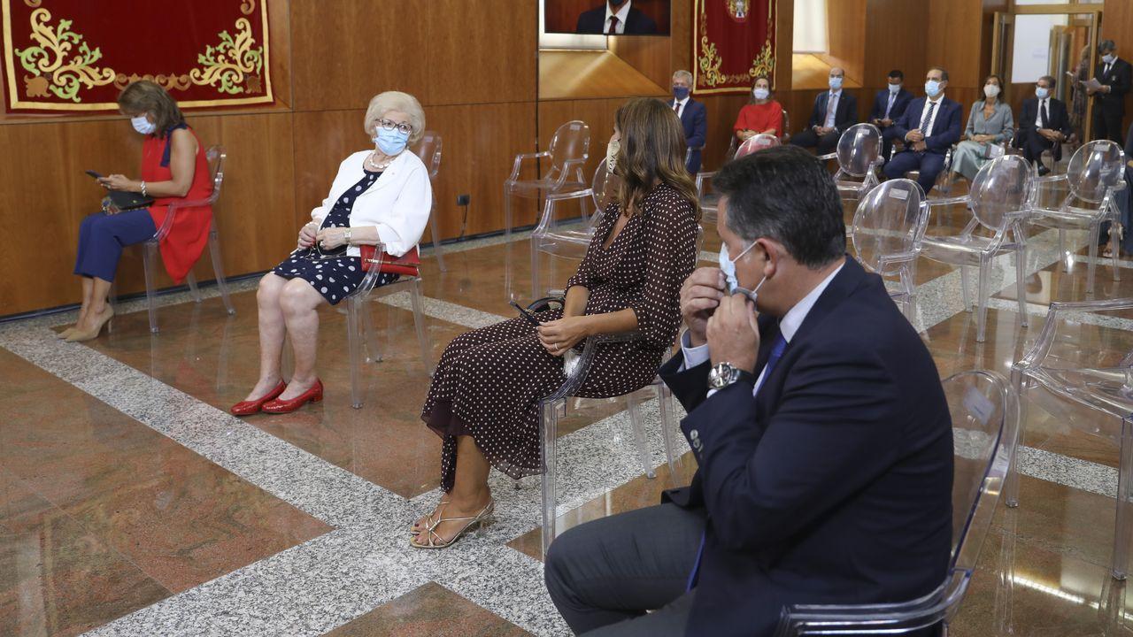 Sira Feijoo charla con Eva Cárdenas