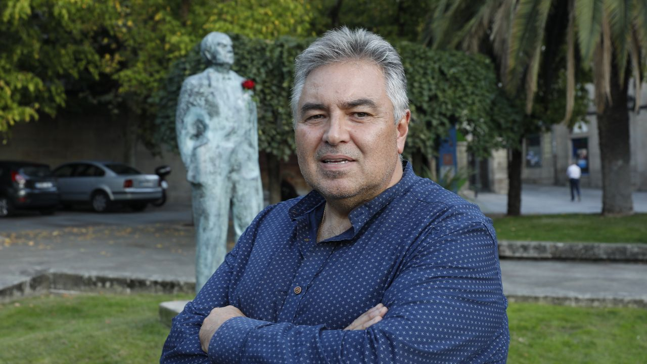 Así es Rafael Manuel Fernández Alonso, el ourensano que es candidato a la presidencia del Gobierno por el Partido Por Un Mundo Más Justo (PUM+J)