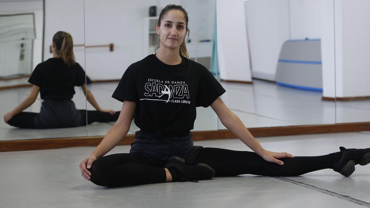 Clara Losada, directora de Sadanza