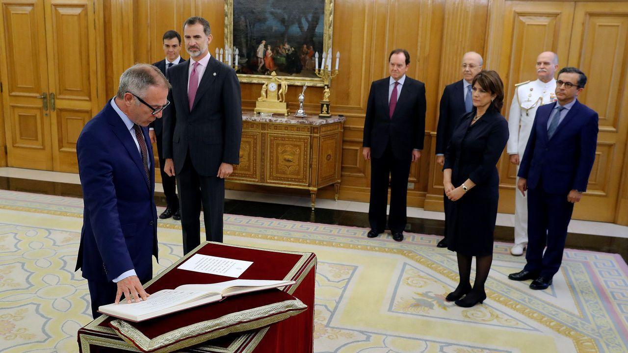 El nuevo ministro de Cultura, José Guirao