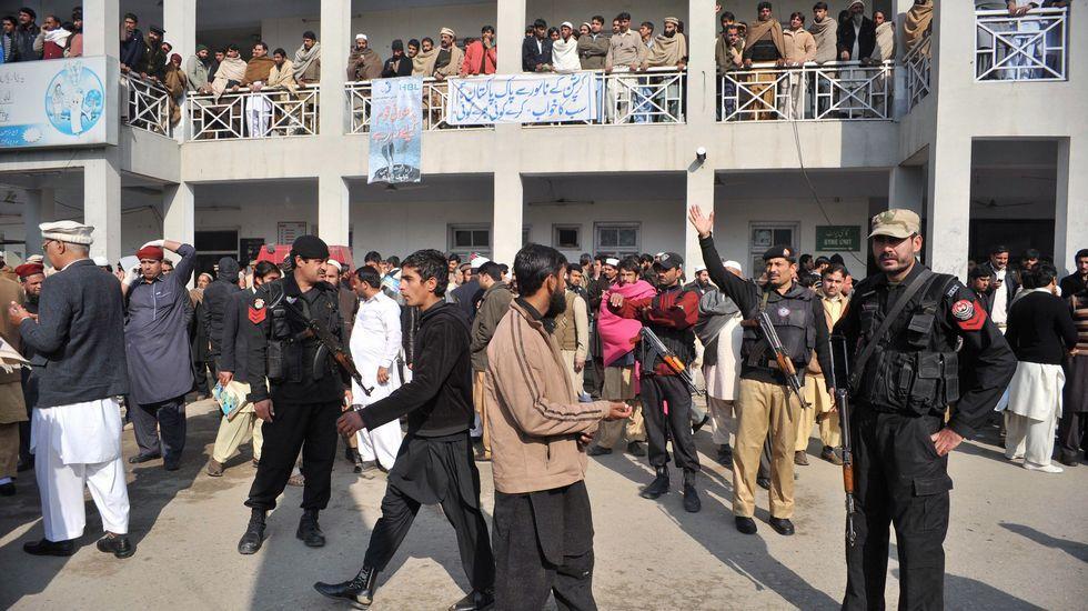 Ataque a una universidad paquistaní