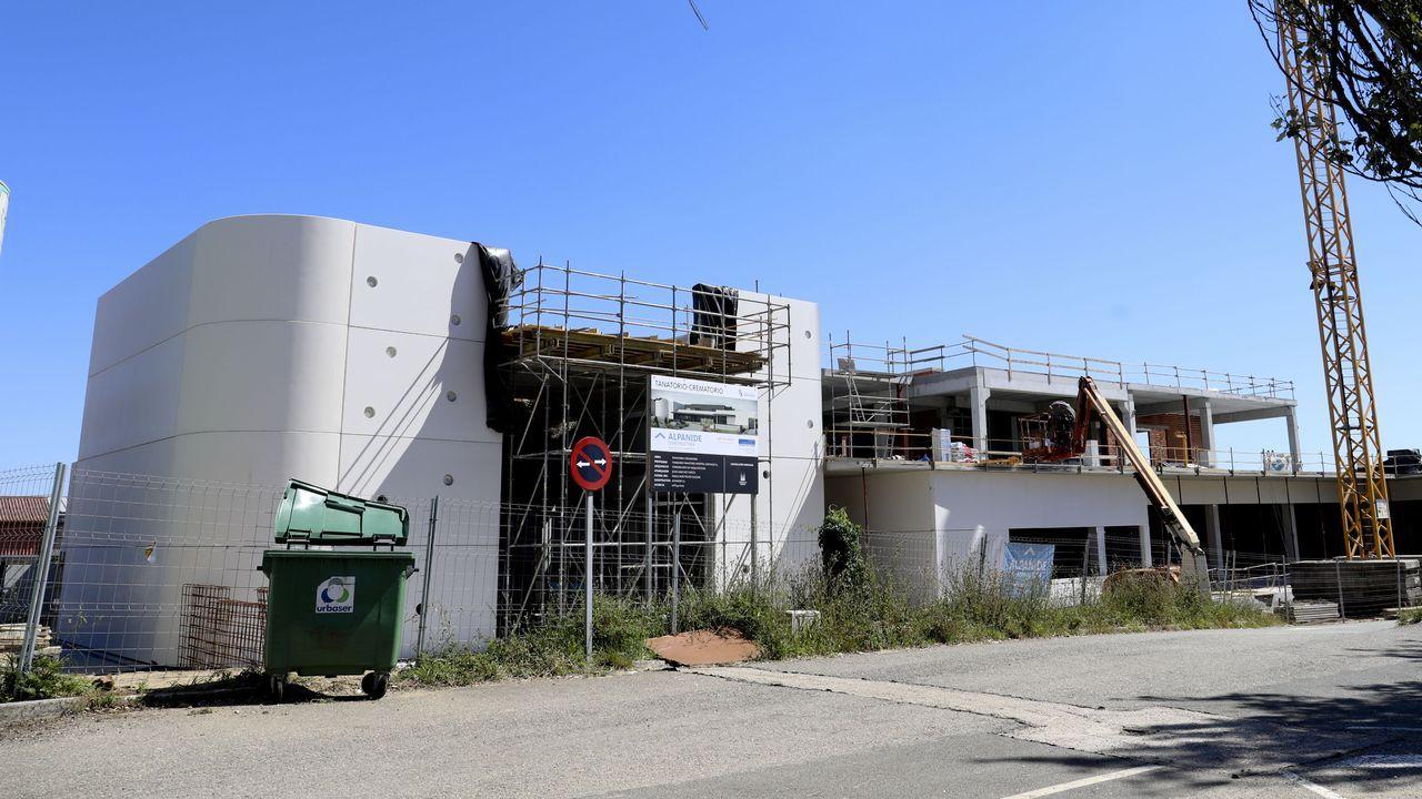 El nuevo complejo de Funeraria Apóstol empezará a funcionar a partir de octubre en Boisaca