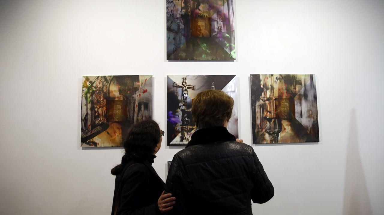 El Museo do Gravado homenajea a Castelao
