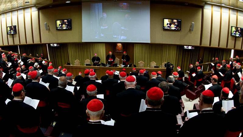 Los cardenales que elegirán al nuevo papa
