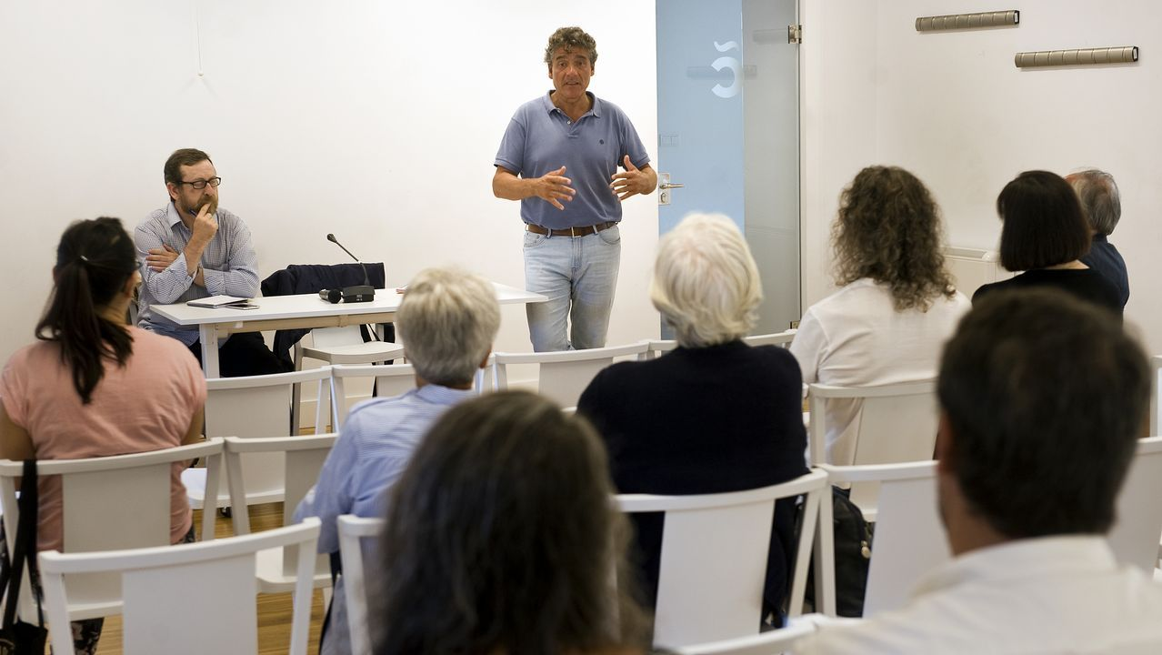 Xulio Ferreiro: «Os problemas se montan cando un quere facer algo diferente do feito até agora»