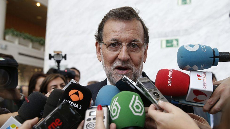 Mas pierde la votación de investidura.Mariano Rajoy