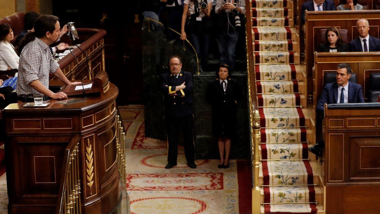 Los candidatos de Asturias votan.Sánchez iniciará una ronda de contactos con agentes sociales para presentar un acuerdo a Podemos. El objetivo es sacar adelante la investidura sin que la formación morada entre en el Gobierno