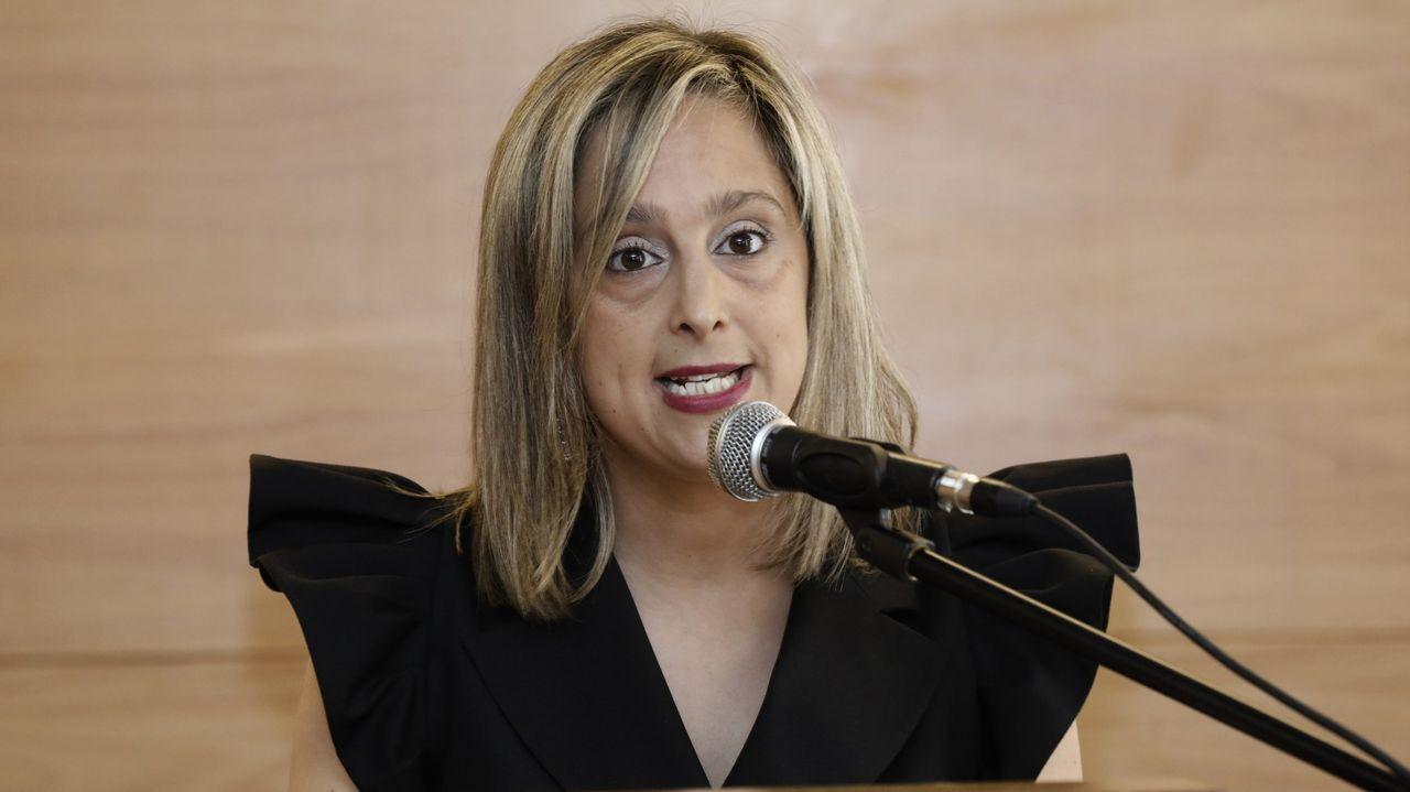 María Loureiro, en una imagen de archivo
