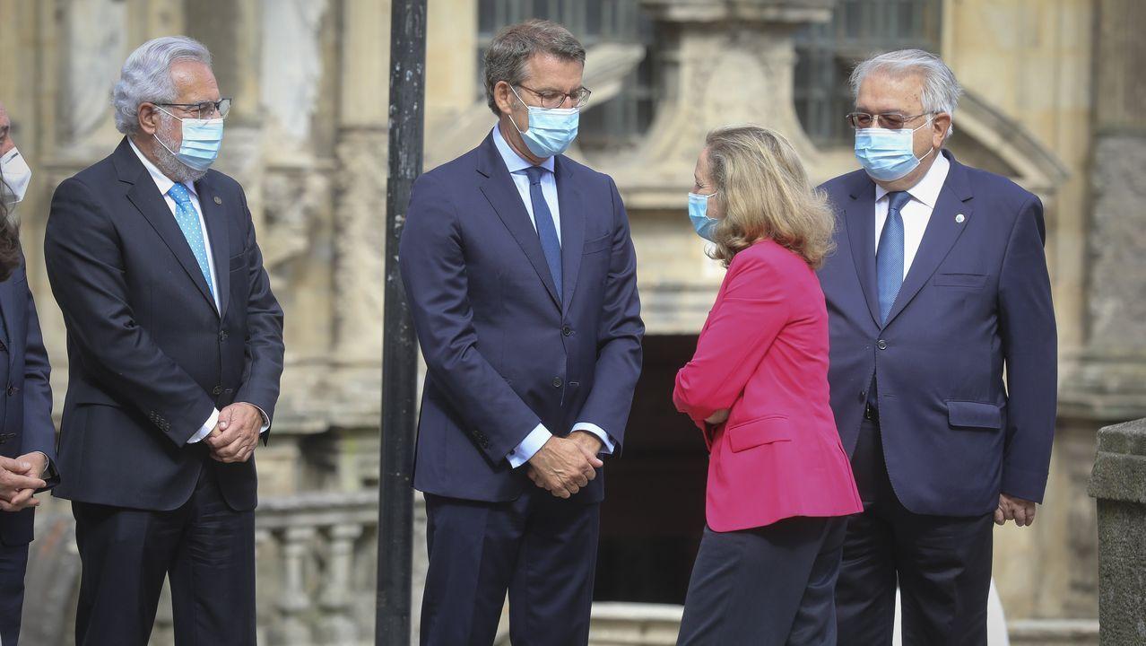 Sánchez y Casado, el pasado mes de junio en el Congreso