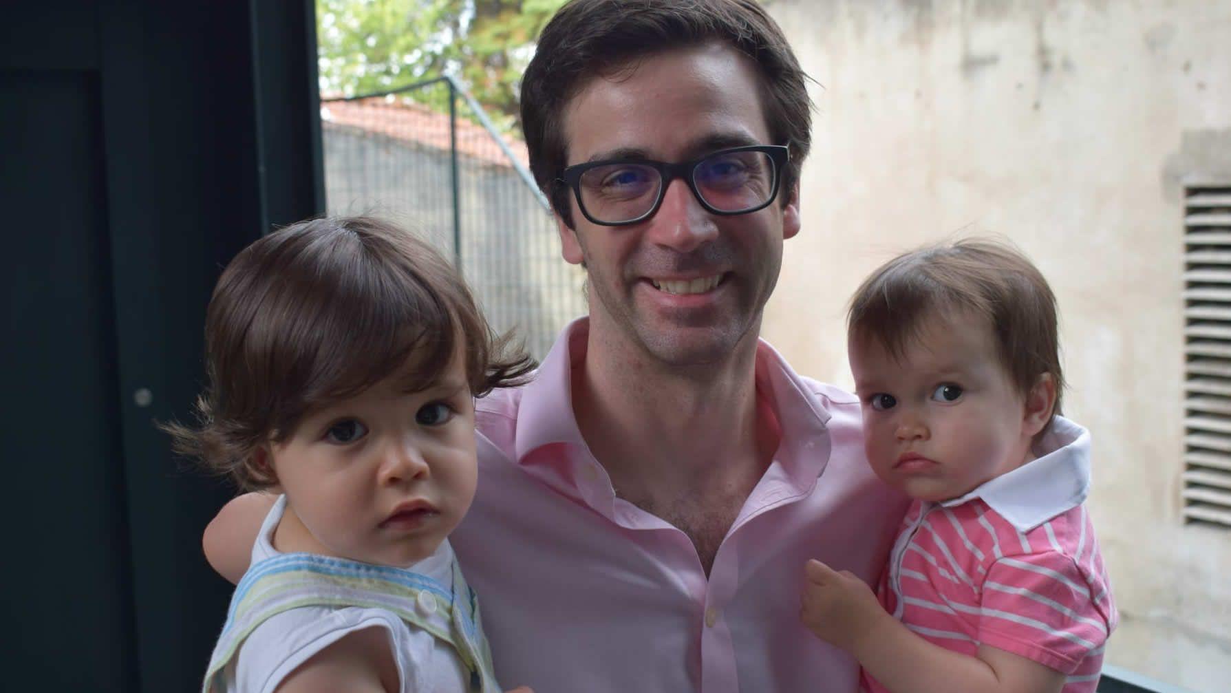 Iván nació en A Coruña, a donde no cuenta con regresar a corto plazo