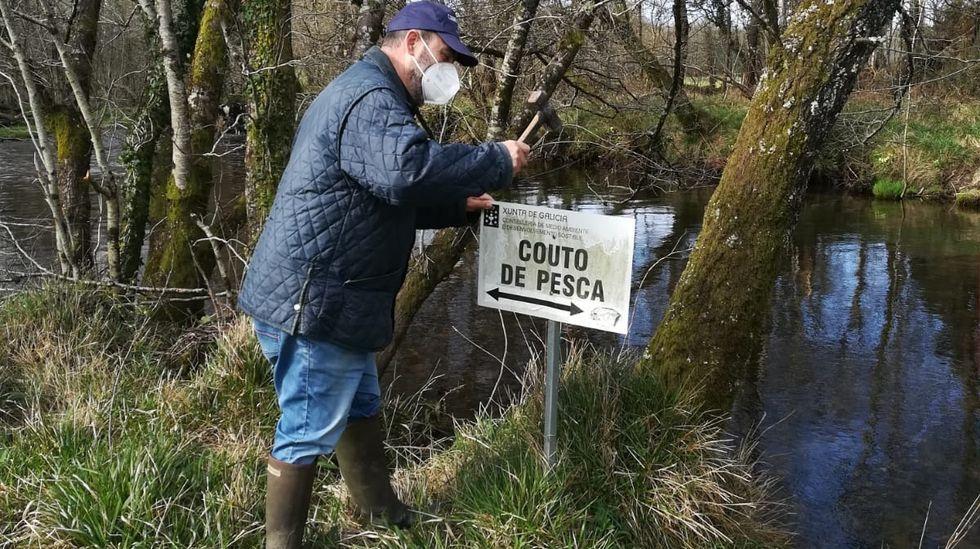 Plantean recuperarel Camino Real en Melide para proteger su valor natural.Vacunación con AstraZeneca en el Gaiás para personas de entre 50 y 55 años