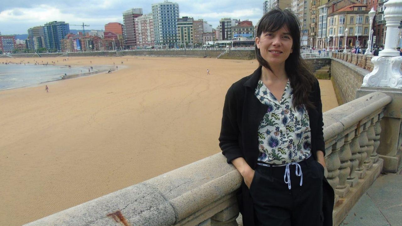 Laura Tuero, portavoz municipal de Podemos-Equo Xixón