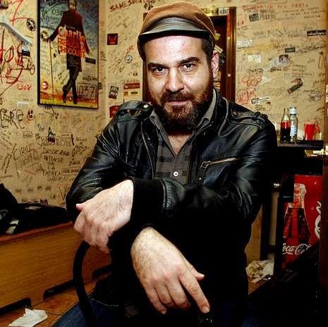 Auto.Vetusta Morla en su concierto en Santiago en el 2011