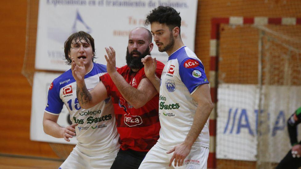 Las imágenes del balonmano Cisne- Córdoba