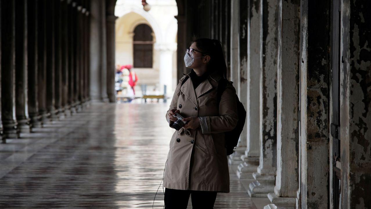 Una Venecia insólitamente cerrada