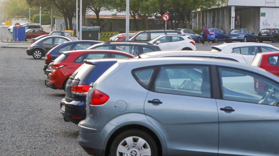 Gobierno del Principado .Un 82 % de los vehículos inscritos en Ferrol son turismos