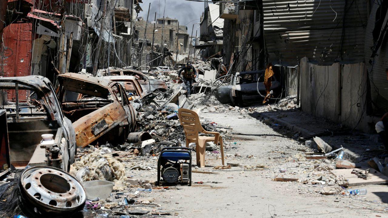Mosul (Irak).