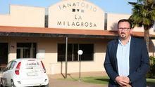 Eduardo Manuel Ramilo Cancela, propietario de tanatorio Milagrosa